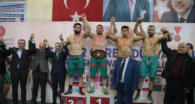 Şalvar Güreşi Dünya Şampiyonası tamamlandı.