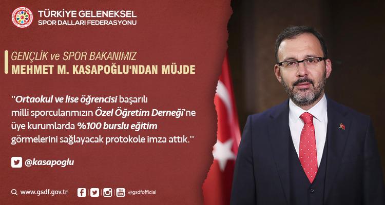 #TürkSporuİçin