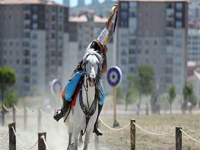 Atlı Okçuluk Türkiye Şampiyonası  Çeyrek Finalleri