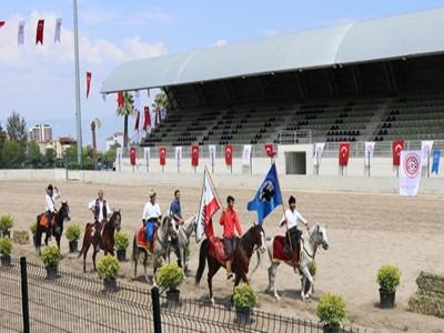 Atlı Okçuluk Türkiye Şampiyonası finalleri başladı