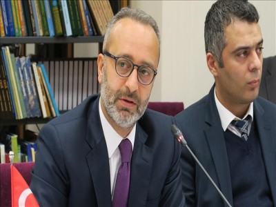GSDF Başkanı Sn. Dr. Hakan KAZANCI DKB toplantısına katılarak çeşitli temaslarda bulundu.