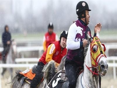 Atlı Cirit Ligi A Grubu müsabakaları sona erdi.