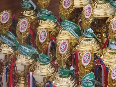 Minikler ve Yıldızlar Kapışmalı Aba Güreşi Türkiye Şampiyonası Hatay'da Gerçekleştirildi