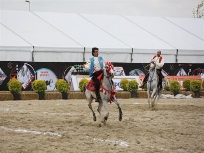 Atlı Cirit Ligi A Grubu müsabakaları başladı