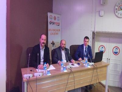 Atlı Okçuluk Çalıştayı Ankara'da Düzenlendi