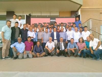 Atlı Cirit 1. Ligi ve 1. Lige Yükselme Grupları Kura Sonuçları.