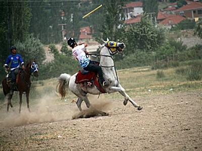 Atlı Cirit Ligi Yükselme Turu A ve B Grubu Müsabakalarının Fikstürü ve Sonuçları