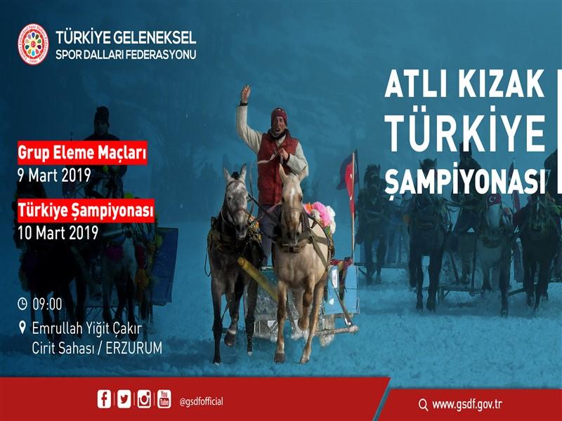 Atlı Kızak Türkiye Şampiyonası