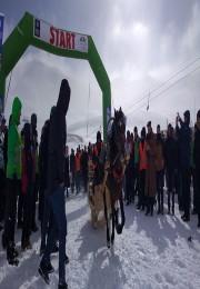 I. Ahır Dağı Atlı Kızak - Geleneksel Kızak Türkiye Şampiyonası